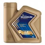 Масло Роснефть Magnum Ultratec 5W40 SN/CF (1л) синт.